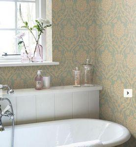 SHEILA COOMBES - bohemian damask - Wallpaper