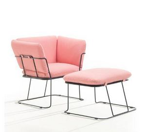 B-LINE - merano - Armchair And Floor Cushion