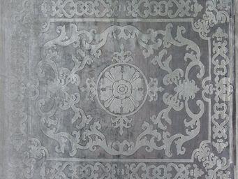 EDITION BOUGAINVILLE - pompadour gradient alpaga - Modern Rug