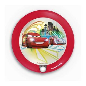 Philips - veilleuse cars détecteur led d9,5 cm - Children's Wall Lamp