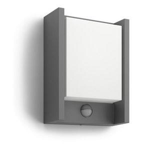 Philips - applique extérieure arbour ir ip44 led h22 cm - Outdoor Wall Lamp
