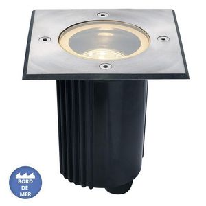 SLV - spot extérieur 12v dasar inox 316 ip67 l13 cm - Step Lighting