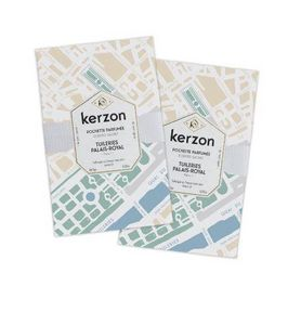 KERZON - tuileries palais-royal - Perfumed Sachet