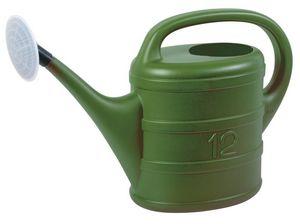 RIBILAND by Ribimex - arrosoir 12l avec pomme d'arrosage - Watering Can