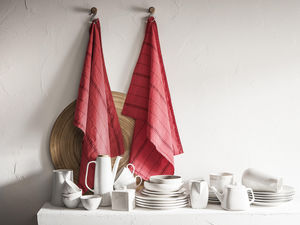 BLANC CERISE -  - Tea Towel