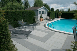 MARLUX - granitée - Outdoor Paving Stone