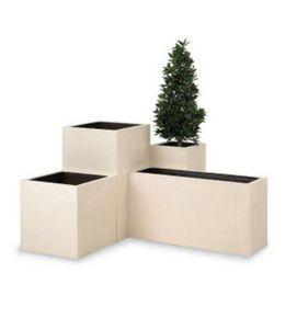 Christian Day - limestone troughs - Tree Pot