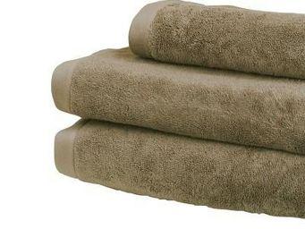 Liou - drap de douche marron glacé - Bath Sheet