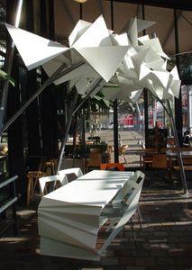 GUILLAUME DUROST - canopy 0.1 et pix 0.1-- - Garden Arbour