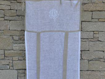 MAISON D'ETE - store marseille naturel - Net Curtain