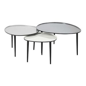 MAISONS DU MONDE - à l 75 galet - Nest Of Tables