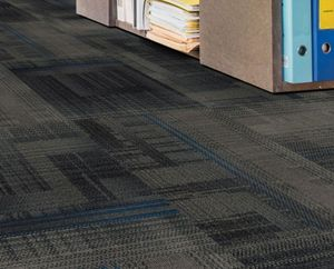 BALSAN - layered plai - Carpet Tile