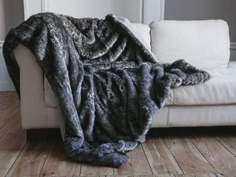 nuance pivoine - feline - Fake Fur