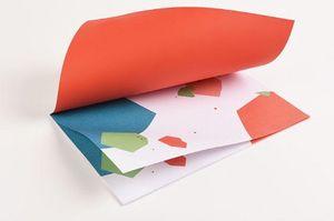 PAPIER MERVEILLE - blocs sets de table arty - Placemat