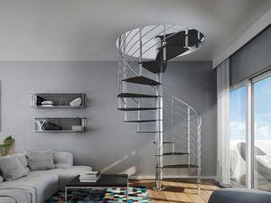 Rintal - lamina - Spiral Staircase