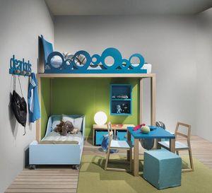 DEARKIDS -  - Children Bunk Bed