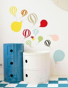 LITTLEPHANT - balloons - Children's Decorative Sticker