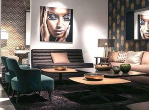 Ph Collection - flo - Square Coffee Table