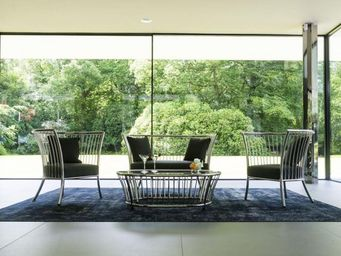 Alexander Rose - cordial lounge inox.-- - Garden Sofa