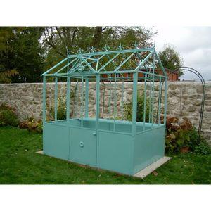 JARDIN D'ANTAN - serre lilas - Mini Greenhouse