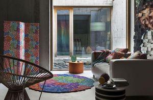 Missoni Home - geranium - Modern Rug