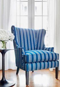 THIBAUT - colonnade stripe - Furniture Fabric