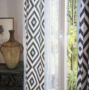 Ybarra & Serret - viola turquoise - Upholstery Fabric