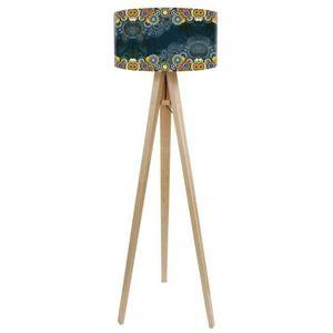Mathi Design - lampadaire hippie - Trivet Floor Lamp