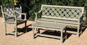 Tricotel -  - Garden Bench