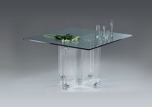 Marais International -  - Square Dining Table