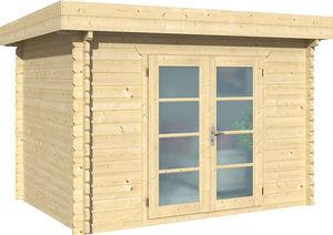 jardindeco - dépendance de jardin en bois beaumont - Wood Garden Shed