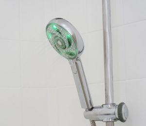 Luminous shower head