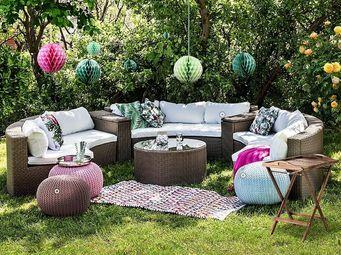 BELIANI -  - Garden Furniture Set