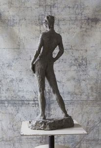 SYLVIE FALCONNIER - helena - Sculpture