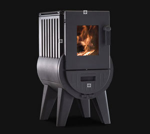 IRON DOG -  - Wood Burning Stove