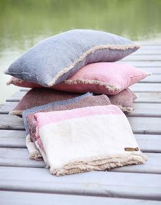 A GRUPE -  - Rectangular Cushion
