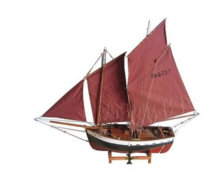 Batela -  - Boat Model