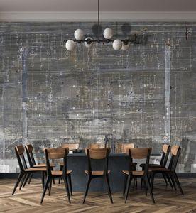 IN CREATION - circuit sacré sur béton - Panoramic Wallpaper