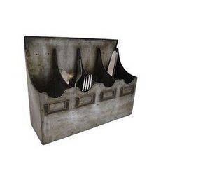 Antic Line Creations - mural - Cutlery Tray