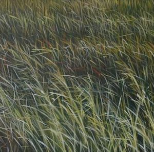 MANUEL CANCEL - grass - Contemporary Painting