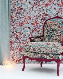 JEAN PAUL GAULTIER / Lelievre - cerisier - Furniture Fabric