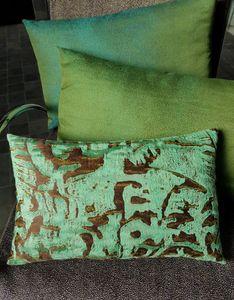 KARIN SAJO - eau forte - Rectangular Cushion