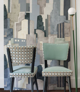 Pepe Penalver - mitdown - Upholstery Fabric