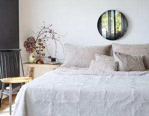 Maison De Vacances - lapin rasé - Rectangular Cushion