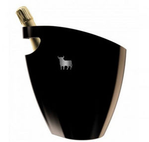 KOALA INTERNATIONAL - black toro - Champagne Bucket
