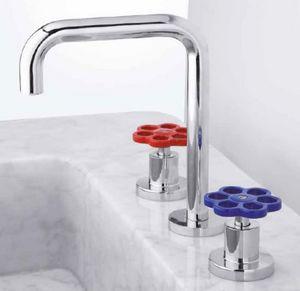 ITAL BAINS DESIGN - 5th avenue 22571 - Three Hole Basin Mixer