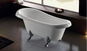 ITAL BAINS DESIGN - k1060 - Freestanding Bathtub With Feet