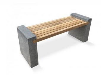 Lindsey Teak -  - Town Bench
