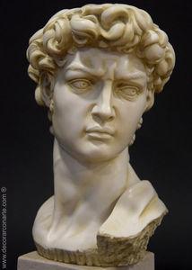 DECORAR CON ARTE -  - Bust Sculpture
