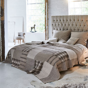 LOBERON - kaled - Quilted Blanket